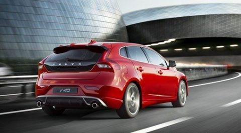V40 R-Design Styling Kit